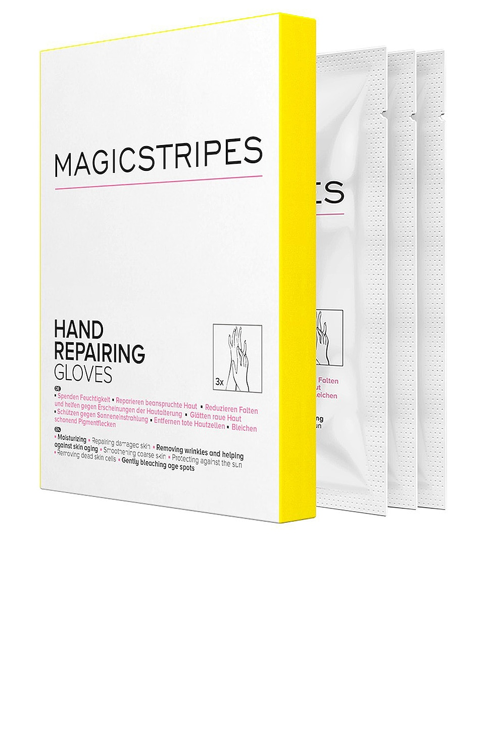 Raue Shop Magicstripes Hand Repairing Gloves Box 3 Pack In Revolve