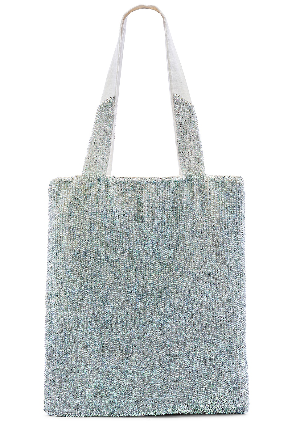 Bag Of Ice Price Retrofete Tote Bag In Ice Silver From Revolve