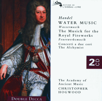Water Music Suite No. 1 in F, HWV 348: III. Allegro - Andante - Allegro Academy of Ancient Music & Christopher Hogwood