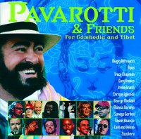 There Must Be an Angel Playing with My Heart Luciano Pavarotti, Eurythmics, Orchestra Sinfonica Italiana & José Molina