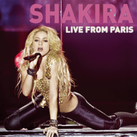 Waka Waka (This Time for Africa) [Live] Shakira