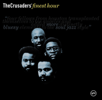 I Felt the Love (1977 Version) The Crusaders