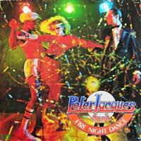 Devil's Run (Full Length Album Mix) Peter Jacques Band