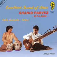 Raga Rageshree: Gat In Fast Teen Taal Ustad Shahid Parvez Khan & Zakir Hussain MP3