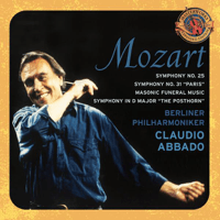 Symphony No. 25 In G Minor, K. 183 (173d B): IV. Allegro Claudio Abbado & Berlin Philharmonic MP3