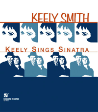 Angel Eyes Keely Smith & Frankie Capp Orchestra