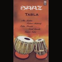 Pashto - Raga Vrindavani Sarang - Taal Pashto Zakir Hussain & Fazal Qureshi