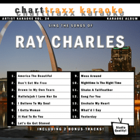 It Had to Be You (Karaoke Version in the style of Ray Charles) Charttraxx Karaoke