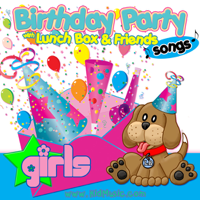 Happy Birthday Girl Personalized Kid Music