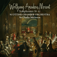 Symphony No. 40 in G Minor, K. 550: I. Molto allegro Scottish Chamber Orchestra & Sir Charles Mackerras