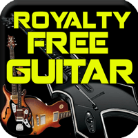Modern Fuzz Guitar Rhythm Pattern Public Domain Royalty Free Music