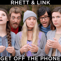 Get off the Phone Rhett and Link MP3