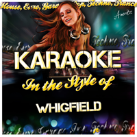 Sexy Eyes (In the Style of Whigfield) [Karaoke Version] Ameritz - Karaoke