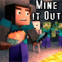 Mine It Out - Minecraft Parody (feat. Kelsey VanSuch) GameChap