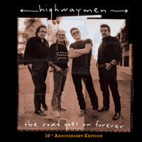 The Road Goes On Forever Highwaymen