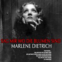 Die Antwort Weiss Ganz Allein Der Wind Marlene Dietrich