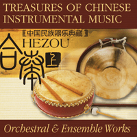 The Flowers Blossoms in the Full Moon China Broadcasting Chinese Orchestra song