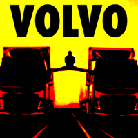 Jean-Claude Van Damme Volvo Tracks Splits Advert Theme TV Advert Clones
