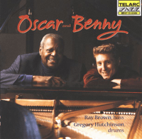 Easy Does It Oscar Peterson & Benny Green MP3