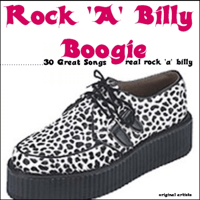 Rock Billy Boogie Johnny Burnette & The Rock 'N' Roll Trio