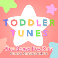 The Colors of the Rainbow Toddler Tunes MP3