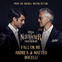 Fall On Me (English Version) Andrea Bocelli & Matteo Bocelli