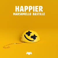Free Download Marshmello & Bastille Happier Mp3