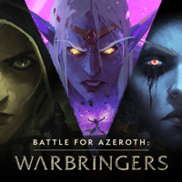 Warbringers: Jaina Neal Acree & Logan Laflotte MP3