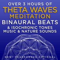 Relaxing & Clearing the Mind - 6.1 Hz Theta Frequency Binaural Beats Binaural Beats Research