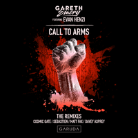 Call to Arms (feat. Evan Henzi) [Cosmic Gate Extended Remix] Gareth Emery