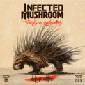 Free Download Infected Mushroom Nerds on Mushrooms (feat. Pegboard Nerds) Mp3