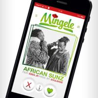 Mingele (feat. Eben Jr.) African Sunz