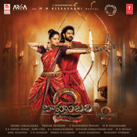 Saahore Baahubali Daler Mehndi, M. M. Keeravaani & Mounima song