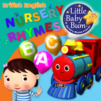 ABC Balloons (British English Version) Little Baby Bum Nursery Rhyme Friends