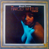 Black Cream The Harold Wheeler Consort MP3