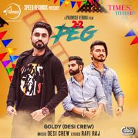 2-2 Peg Goldy Desi Crew song