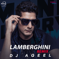 Lamberghini (feat. Ragini) [Remix] The Doorbeen MP3