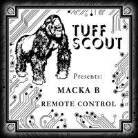 Remote Control Macka B MP3