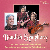 Khamaj Ustad Amjad Ali Khan & Violin Brothers MP3