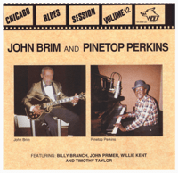 Driving Wheel John Brim & Pinetop Perkins