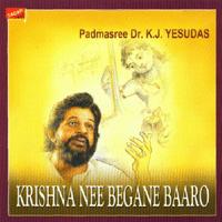 Krishna Nee Begane Baaro K. J. Yesudas song