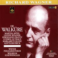 Die Walküre: Prelude Martha Mödl, Leonie Rysanek, Ferdinand Frantz, Vienna Philharmonic & Wilhelm Furtwängler