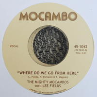 Where Do We Go from Here (with Lee Fields) The Mighty Mocambos MP3
