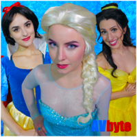 Princess Role Models AVbyte