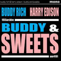 Nice Work If You Can Get It Buddy Rich & Harry Edison