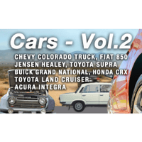 Chevy Colorado, Exterior, Dirt To Pavement Transition, Start Away, Slow Speed, Bodywork Clatter Squeaks, Engine Rumble, Road Rocks Crackle, Medium Close, 2012 Truck V6 Automatic, Trucks Specific Sounddogs Sound Effects