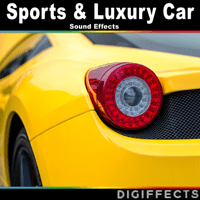 Lamborghini Ride Version 1 Digiffects Sound Effects Library