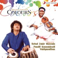 Quest for Music (Raag Maaya Malava Gowla) Zakir Hussain & Kunnakudi Vaidyanathan
