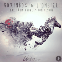 Love From Above Boxinbox & Lionsize