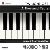 A Thousand Years Mercuzio Pianist MP3